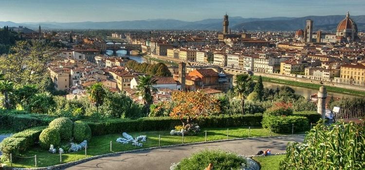 Город Флоренция
