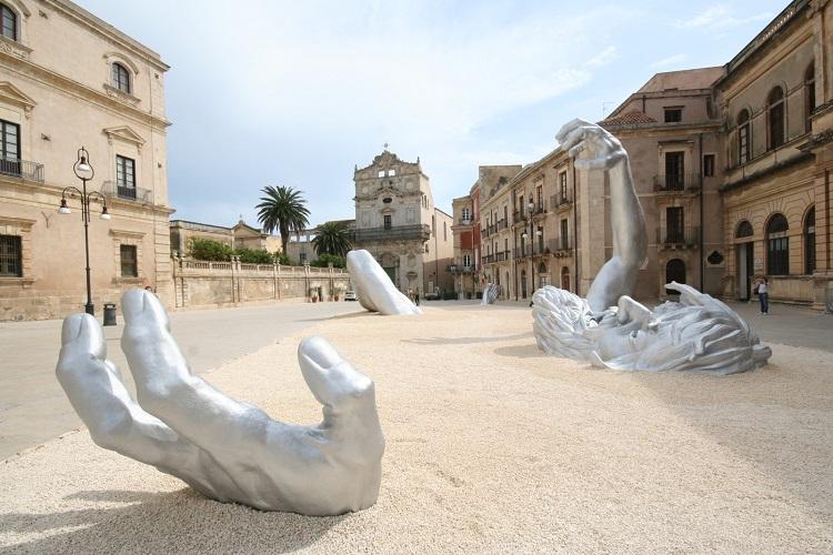 Скульптура в Италии