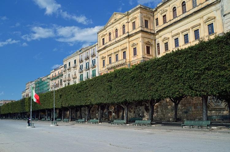 Фото зданий в Италии