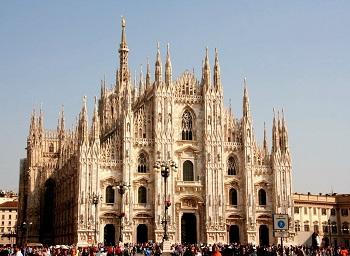 Миланский Собор Дуомо