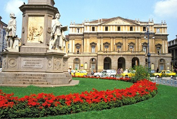 Крупнейший в мире Театр «Ла Скала»
