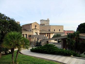 Археологический музей на Сардинии