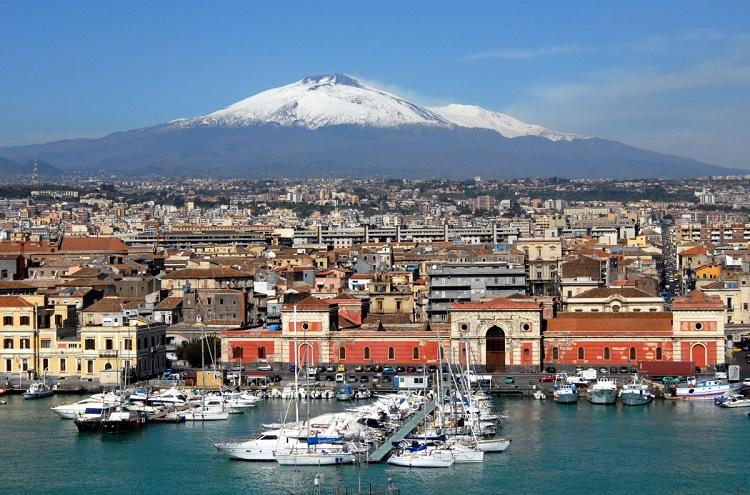 Побережье Сицилии