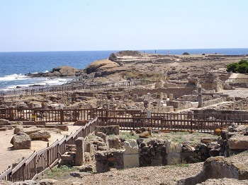 Впечатляющий древний город Нора
