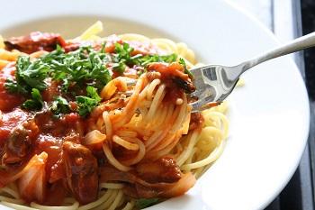 Как подавать на стол итальянскую пасту