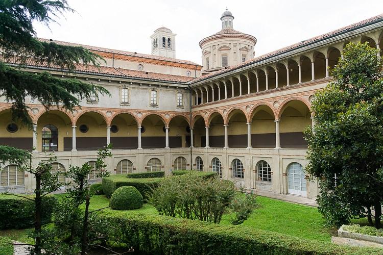 Национальный музей науки и технологий Леонардо да Винчи