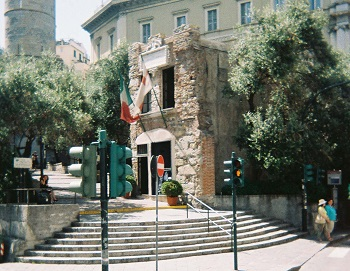 Дом Христофора Колумба в Генуе