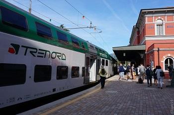 Вокзалы в Италии