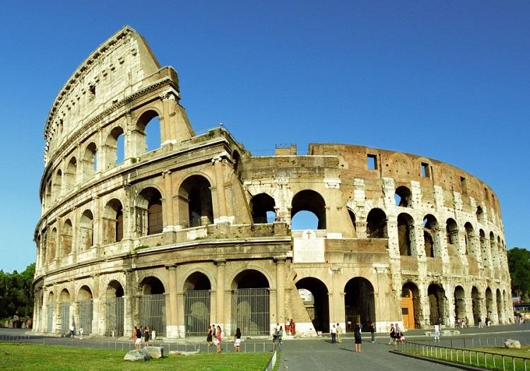 Сооружение Древнего Рима