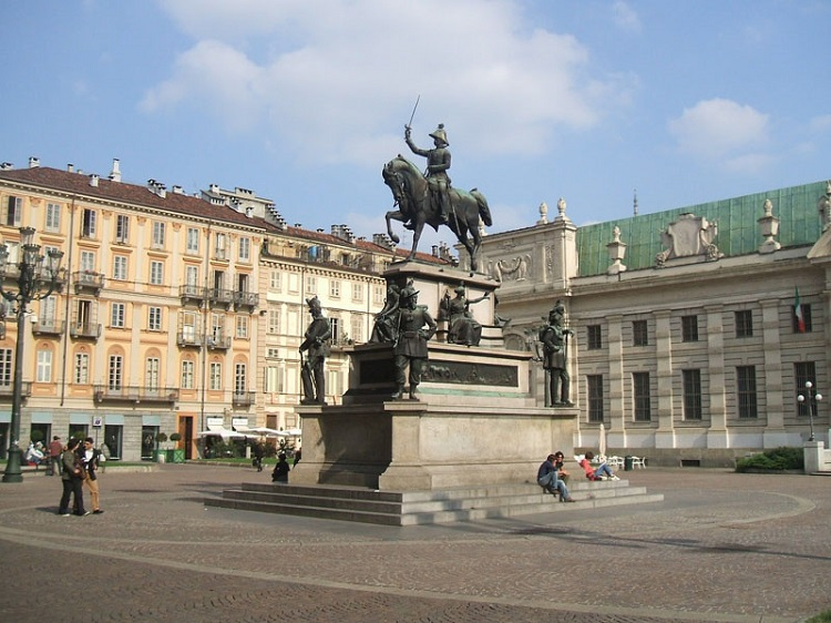 Архитектура Турина
