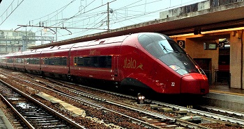 Из Рима во Флоренцию на поезде