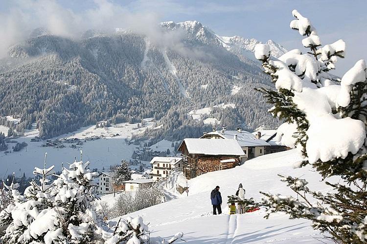 Доломитовые Альпы Италия Горнолыжные Курорты