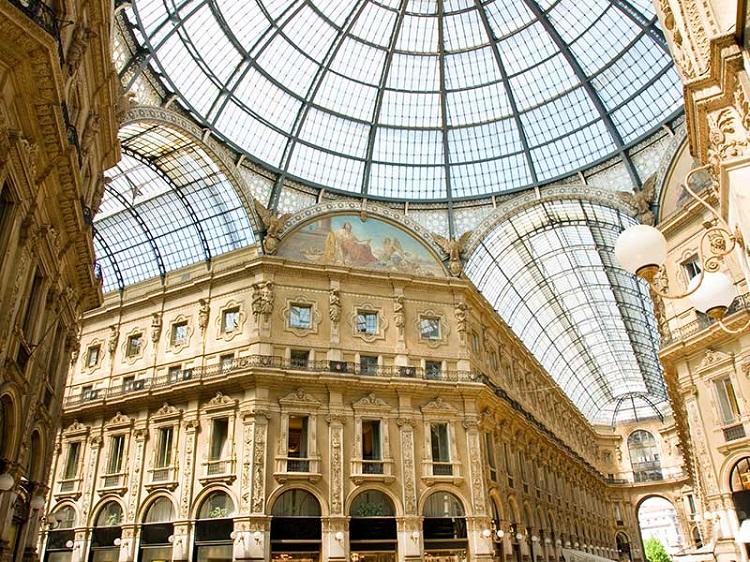 Галерея Витторио Эммануэле II