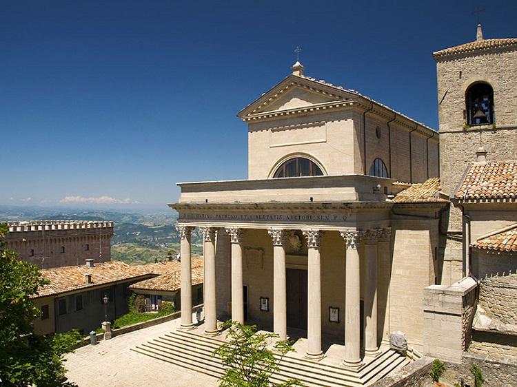 Базилика в Сан-Марино