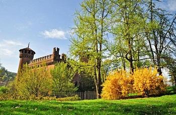 Туринский Парк Валентино