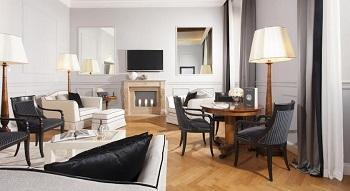 Номера в отеле >Grand Hotel De La Minerve 5*