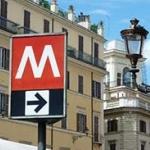 О схеме, графике работы и особенностях метро в Риме