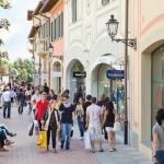 Описание аутлетов во Флоренции и окрестностях