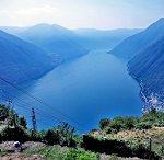 Озеро Комо - главная достопримечательность Италии