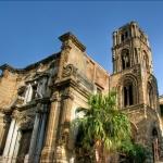 Церковь Марторана - одна из достопримечательностей Палермо