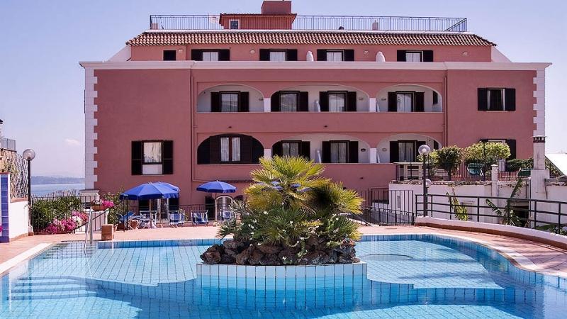Hotel Mare Blu Terme 5 звезд на Искье