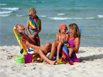 Отдых на морях Италии с детьми