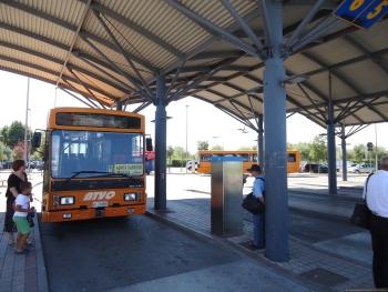 Передвигаться по городу в Лидо ди Езоло популярно на автобусах
