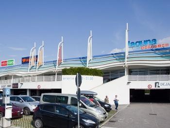 Торговый центр Лагуна в Лидо ди Езоло