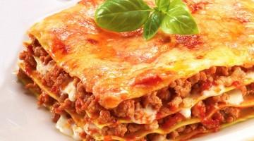 Вкусные рецепты приготовления лазаньи в домашних условиях