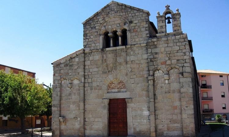 Базилика Сан Симпличио в Ольбии