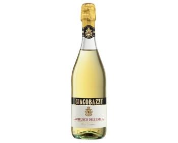 Белое игристое вино Ламбруско Дель Эмилия