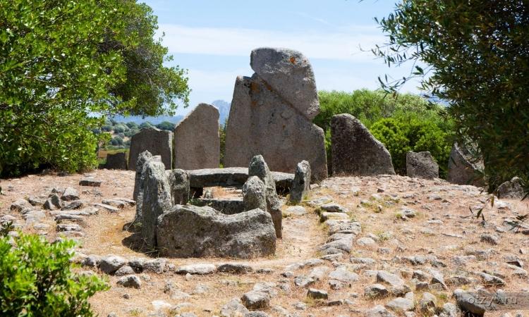 Гробница гигантов - загадочная достопримечательность Ольбии