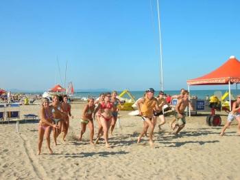 Как удачно посетить пляж в Римини?