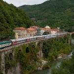 Подробности и карта железных дорог Италии