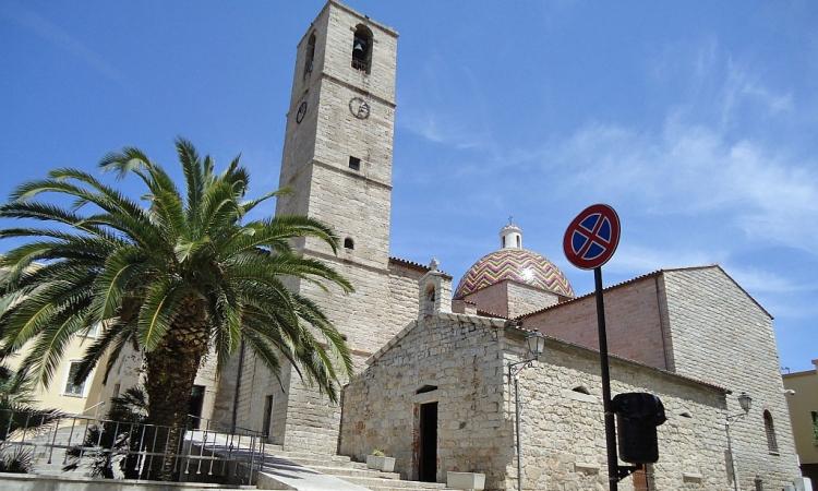 Церковь Святого Павла на курорте Ольбии