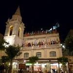 Таормина и достопримечательности этого города, находящегося на сотрове Сицилия