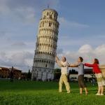 Где находится Пизанская башня и как ее посетить?