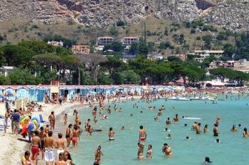 Начало лета на Сицилии