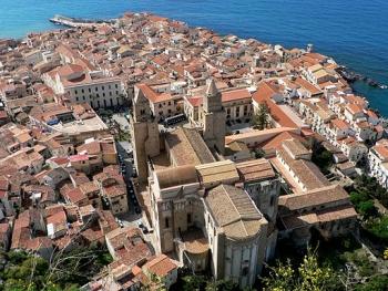 Об истории возникновения города Чефалу на Сицилии