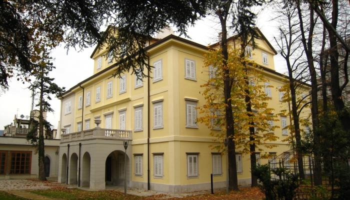 Здание музея Сарторио в Триесте
