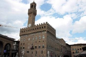 История постройки Палаццо Веккьо во Флоренции
