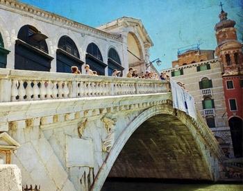 История строительства моста Риальто