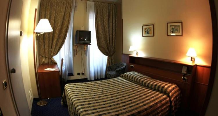 Номер в отеле Ritter в Милане