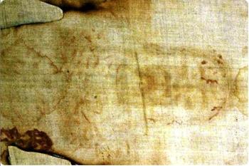 Возраст Туринской плащаницы - около 2000 лет