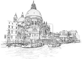 История строительства церкви Санта-Мария-делла-Салюте