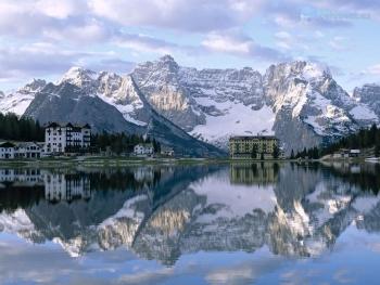 Проживание в Доломитовых Альпах