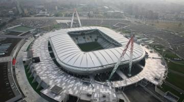 Стадион Ювентуса в Турине и его подробное описание