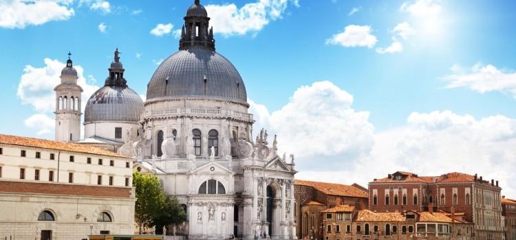 Церковь Санта-Мария-делла-Салюте в Венеции и все, что с ней связано