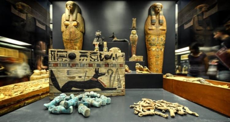 Египетский музей в Ватикане