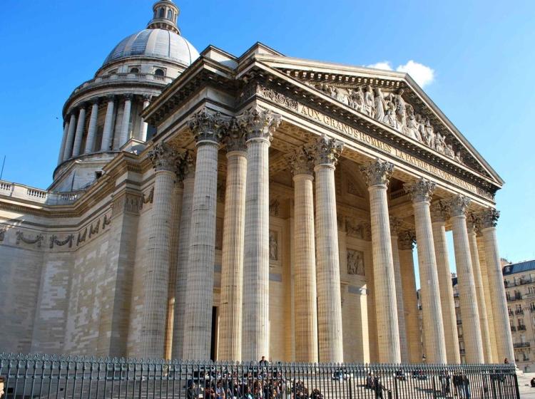 Пантеон в Риме и его описание
